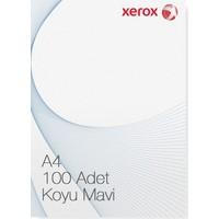 Xerox A4 100'Lü 80 Gram Koyu Mavi Fotokopi Kağıdı