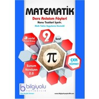 Bilgiyolu Yayınları 9. Sınıf Matematik Daf A Serisi