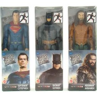 Justice League Movie 30 cm Aksiyon Figürleri Fgg78