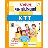 Sadık Uygun Yayınları 7. Sınıf Fen Bilimleri Kazanım Tarama Testi
