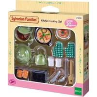Sylvanian Families Mutfak Yemek Pişirme Seti 5028