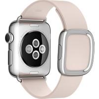 Markacase Apple Watch 42 Mm İçin Modern Buckle Tokalı Deri Kayış Kordon