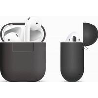 Gaoye Airpods Bluetooth Kulaklık Saklama Kutusu Silikon Kılıf - Gri