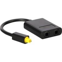 Alfais 4834 Optik Toslink Splitter Çoklayıcı Switch