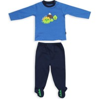 Modakids Wonder Kids Erkek Bebek 2'li Takım 010-2223-015