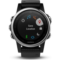 Garmin Fenix 5S - Siyah Akıllı Saat