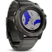 Garmin Fenix 5X Sapphire - Metal Kayış Akıllı Saat