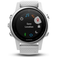 Garmin Fenix 5S - Beyaz Akıllı Saat