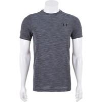 Under Armour Threadborne Seamless Ss Erkek T-Shirt Gri