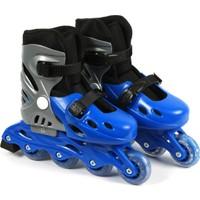 Delta SDT 82 Gri & Lacivert & Siyah Inline Skate Paten