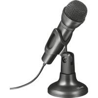 Trust 21964 Ziva El Tipi Stüdyo Mikrofon 3,5 Mm Fiş Ve 1,30 M Kablo