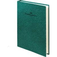 Faber Castell Not Defteri Ciltli A5 Bambu Koyu Yeşil 140/4