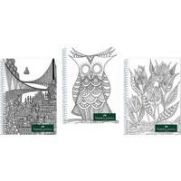 Faber Castell Okul Defteri Style Spr Pp Kpk A4 80Yp Kareli