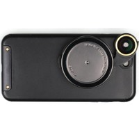 Ztylus Revolver Lens Camera Kit For iPhone 7 Plus/8/8 Plus - Siyah