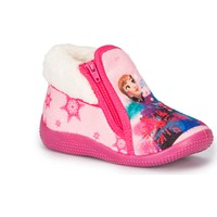 Frozen Amelia-1 Pembe Kız Çocuk Panduf