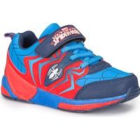 Spiderman Meta Mavi Erkek Çocuk Ayakkabı