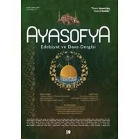 Ayasofya Dergisi Sayı 19