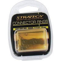 Spro Strategy Connector Rıng 5.0 mm. 1/10
