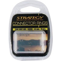 Spro Strategy Connector Rıng 3.0 mm.10 Pcs