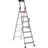 Çağsan 6+1 Basamaklı Hazar Profesyonel Alüminyum Merdiven