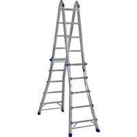 Çağsan 4,7 m. 5 Basamaklı Toros Çok Amaçlı Katlanır Merdiven