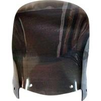 Motospartan Siperlik Camı Siyah [Uzun Model] Ybr125 K Esd