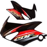 Motospartan Depo Grenajı Siyah (Takım) Cbf 150