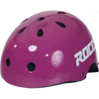 Roces Aggressıve Helmet Ce Purple