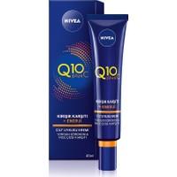 Nıvea Q10+ C Kırışık Karşıtı Enerji Cilt Uykusu Kremi 50Ml