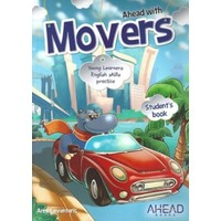 Ahead with Movers Young Learners English Skills - Anne Leventeris