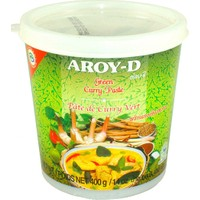 Thai World Yeşil Köri Ezmesi - Green Curry Paste, 400Gr