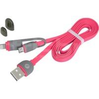 Frisby FA-7520IPMU USB 2.0 Data / Şarj Kablo (iOS + Android)