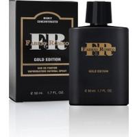 Fabrıo&Romeo Gold Çekici Edp 50Ml Erkek Parfüm