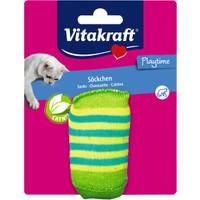 Vitakraft Catnipli Çorap Kedi Oyuncağı 9 cm