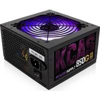 Aerocool KCAS 850W 80+ Gold Aktif PFC RGB Fanlı Modüler Güç Kaynağı (AE-KCAS850GM)