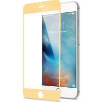 Case Man Apple iPhone 6S Plus 3D Tam Kaplayan Ekran Koruma Seti + Cep Bakım Kiti