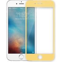 Case Man Apple iPhone SE 3D Tam Kaplayan Ekran Koruma Seti + Cep Bakım Kiti