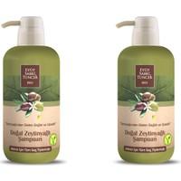 Eyüp Sabri Tuncer Doğal Zeytinyağlı Şampuanı - 600 Ml - 2 Adet