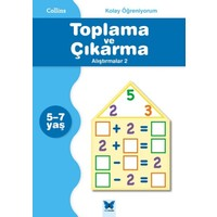 Collins Kolay Öğreniyorum :Toplama Ve Çıkarma Alıştırmalar 2 (5-7 Yaş)