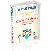 Editör Kpss Vaktim Yok Zamanım Az Diyenler İçin Lise Ve Önlisans Konu Anlatımlı 2018