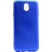 Case 4U Samsung Galaxy J730 Silikon Kılıf Luxury Mavi