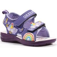 Gezer 07979 Cırtlı Günlük Kız Çocuk Sandalet
