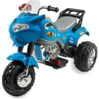 Aliş 404-Mavi Akülü Turbo Go-Way Motorsiklet