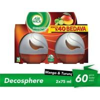Air Wick® Decosphere 2 'li - Mango & Turunç