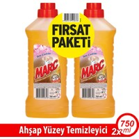 Marc Ahşap 750 ml x 2