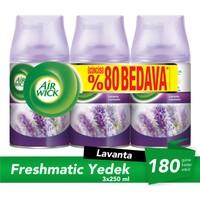 Air Wick® Life Scents® Freshmatic® 3 Al 2 Öde - Lavanta