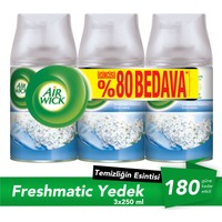 Air Wick® Life Scents® Freshmatic® 3 Al 2 Öde - Temizliğin Esintisi
