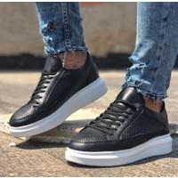 Wagoon Delikli Erkek Ayakkabısı