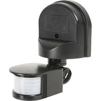 Duvar Tipi 180° Hareket Sensörü (Siyah)