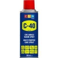 C-40 Çok Amaçlı Bakım Sprey 200 ml. CLN 2234